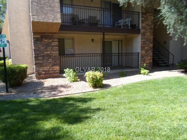 4330 Sandy River #89, Las Vegas, NV 89103 (MLS #2041034) :: The Snyder Group at Keller Williams Realty Las Vegas
