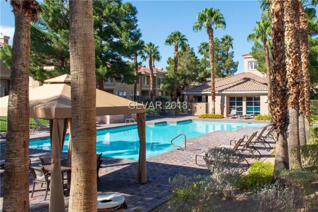 251 S Green Valley #1011, Henderson, NV 89052 (MLS #2041100) :: The Snyder Group at Keller Williams Marketplace One