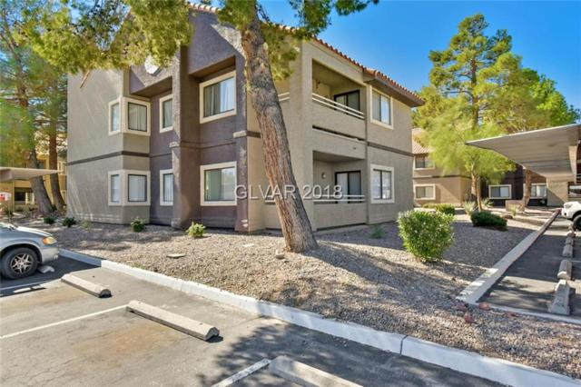 5046 Rainbow #205, Las Vegas, NV 89111 (MLS #2041103) :: The Snyder Group at Keller Williams Realty Las Vegas