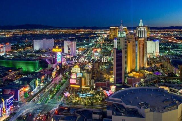3750 S Las Vegas #3201, Las Vegas, NV 89158 (MLS #2041125) :: Trish Nash Team