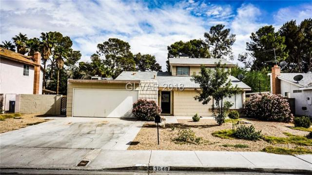 3648 Bronco, Las Vegas, NV 89103 (MLS #2041149) :: Nancy Li Realty Team - Chinatown Office
