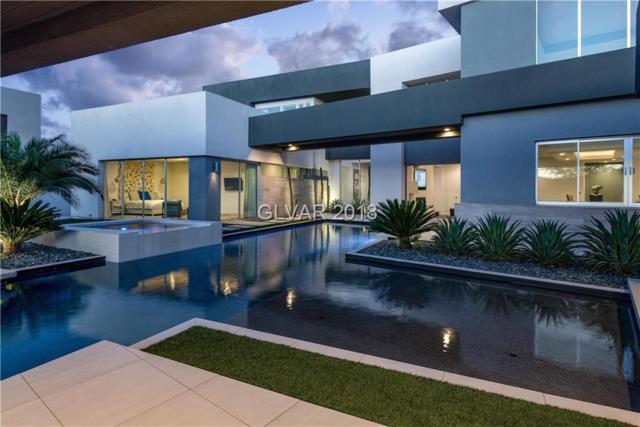 1321 Villa Barolo, Henderson, NV 89052 (MLS #2041159) :: The Machat Group   Five Doors Real Estate