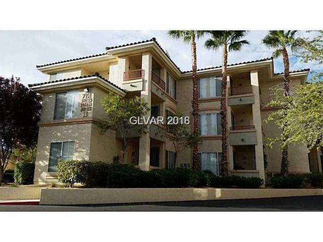 7151 Durango #310, Las Vegas, NV 89148 (MLS #2041185) :: Trish Nash Team