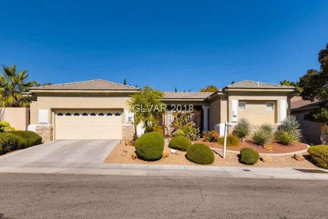 10580 Linderhof, Las Vegas, NV 89135 (MLS #2041222) :: The Snyder Group at Keller Williams Realty Las Vegas