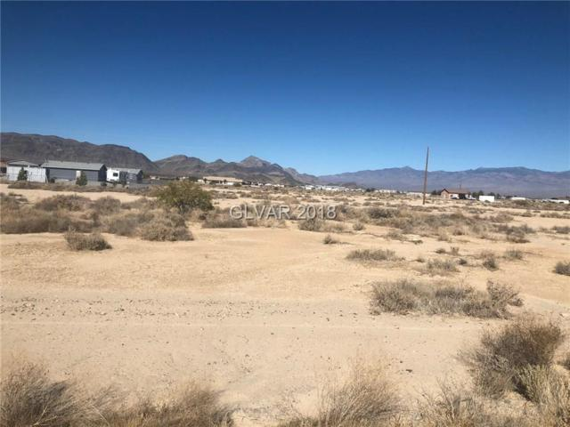 4950 W Prospector, Pahrump, NV 89048 (MLS #2041239) :: Trish Nash Team