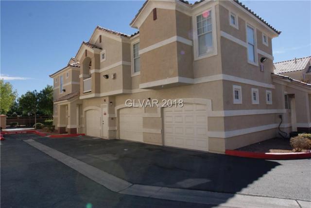 5855 Valley #2012, North Las Vegas, NV 89031 (MLS #2041282) :: Trish Nash Team
