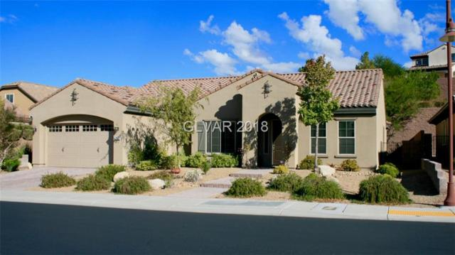 2888 Grande Arch, Henderson, NV 89044 (MLS #2041391) :: The Machat Group | Five Doors Real Estate