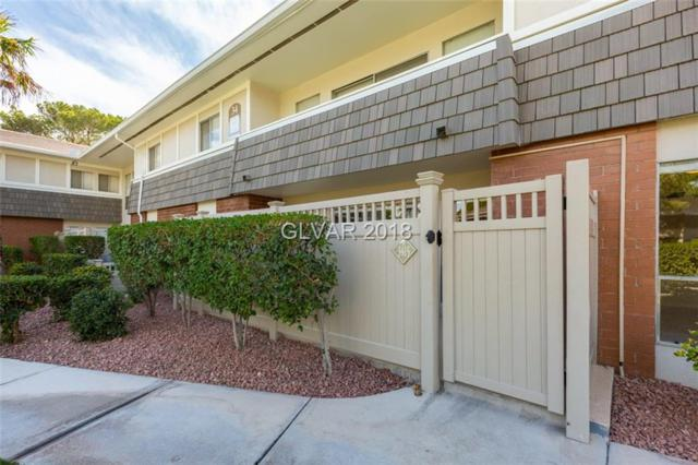 723 Oakmont #3415, Las Vegas, NV 89109 (MLS #2041419) :: Trish Nash Team