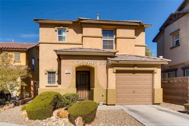1186 Paradise Desert, Henderson, NV 89002 (MLS #2041575) :: The Machat Group | Five Doors Real Estate