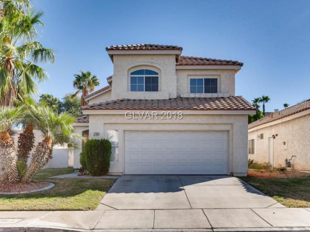 1705 Talon, Henderson, NV 89074 (MLS #2041595) :: The Snyder Group at Keller Williams Realty Las Vegas