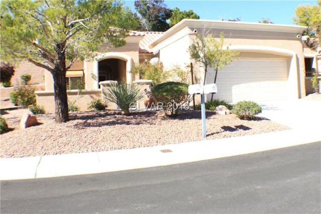 2341 Scotch Lake, Las Vegas, NV 89134 (MLS #2041615) :: The Snyder Group at Keller Williams Realty Las Vegas