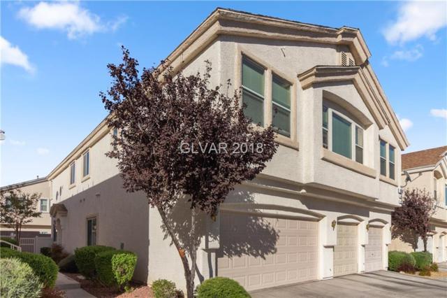 8688 Tomnitz #103, Las Vegas, NV 89178 (MLS #2041629) :: Sennes Squier Realty Group