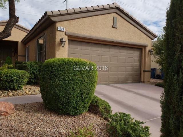 4926 Leffetto, Las Vegas, NV 89135 (MLS #2041723) :: The Snyder Group at Keller Williams Realty Las Vegas
