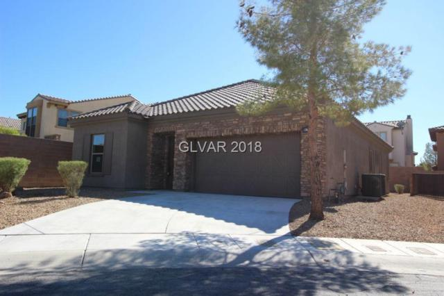 501 Via Stretto, Henderson, NV 89011 (MLS #2041763) :: The Machat Group   Five Doors Real Estate
