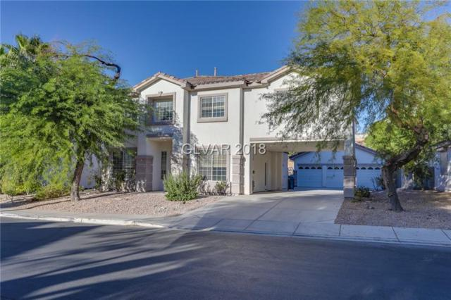 1324 Rolling Sunset, Henderson, NV 89052 (MLS #2041777) :: The Snyder Group at Keller Williams Realty Las Vegas