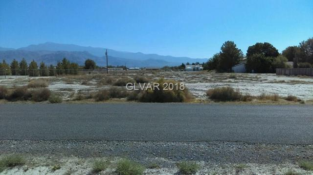 3821 S Ranger, Pahrump, NV 89048 (MLS #2041831) :: Trish Nash Team