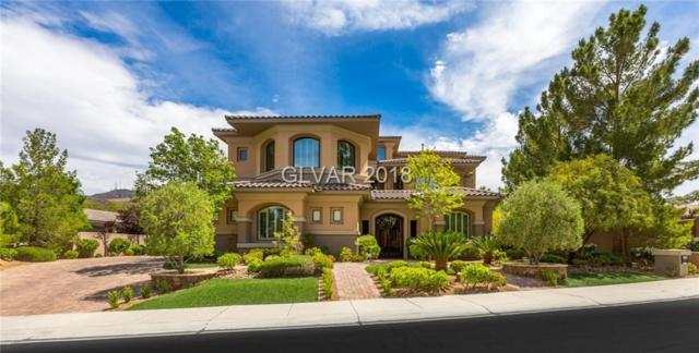 2 Yorkridge, Henderson, NV 89052 (MLS #2041933) :: The Machat Group | Five Doors Real Estate