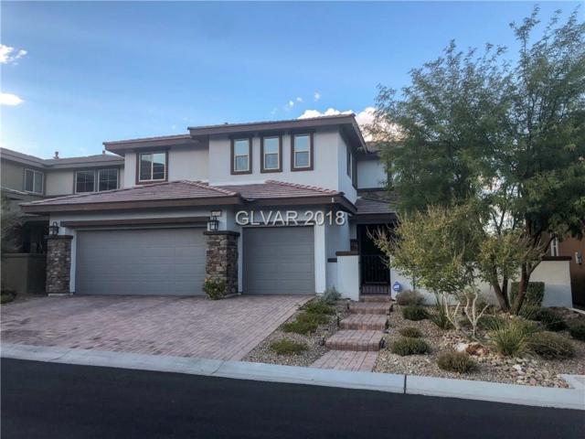 10524 Dove Meadow, Las Vegas, NV 89135 (MLS #2041985) :: The Snyder Group at Keller Williams Realty Las Vegas