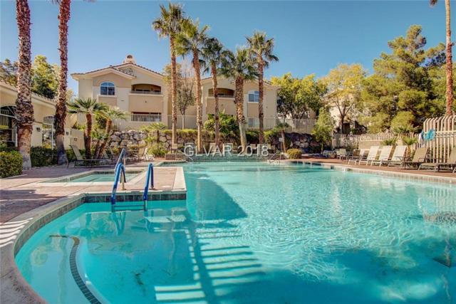 1310 Red Gable #103, Las Vegas, NV 89144 (MLS #2041994) :: Signature Real Estate Group