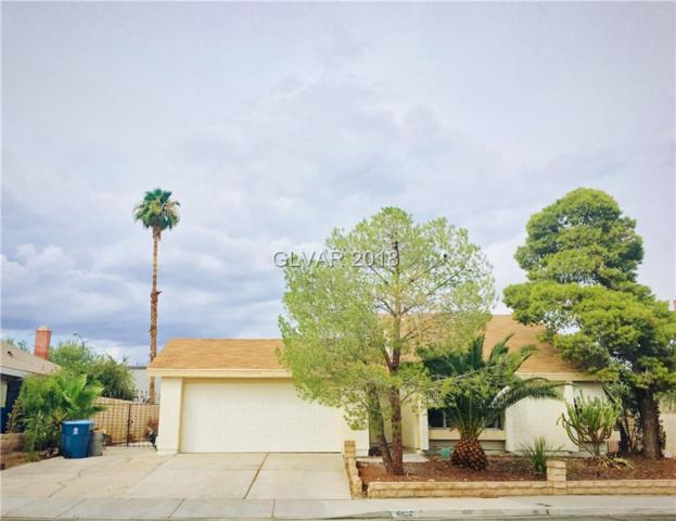 6930 Mountain Moss, Las Vegas, NV 89147 (MLS #2042051) :: The Snyder Group at Keller Williams Realty Las Vegas