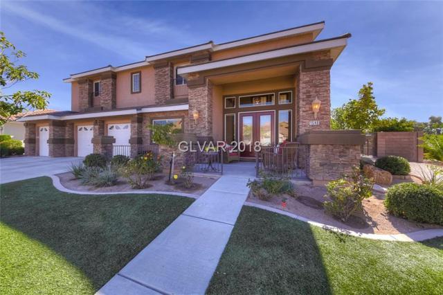 1540 Sunrise, Boulder City, NV 89005 (MLS #2042057) :: The Machat Group | Five Doors Real Estate