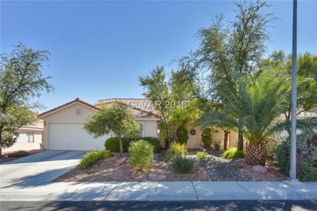 5021 Tropical Ridge, Las Vegas, NV 89130 (MLS #2042089) :: Signature Real Estate Group