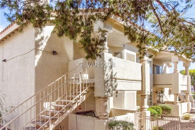 933 Sulphur Springs #202, Las Vegas, NV 89128 (MLS #2042094) :: The Snyder Group at Keller Williams Marketplace One