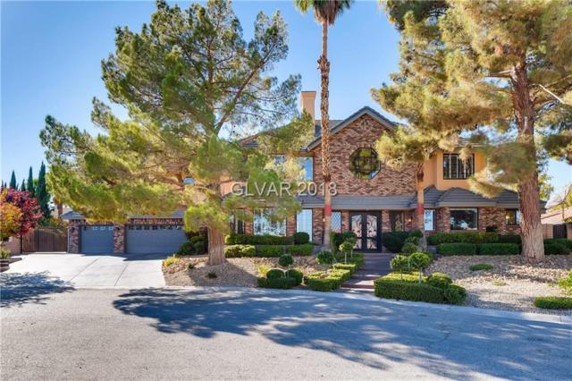 2979 Reiger, Las Vegas, NV 89117 (MLS #2042117) :: Vestuto Realty Group