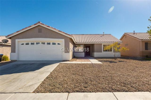 11 Sunny Day, North Las Vegas, NV 89031 (MLS #2042120) :: Signature Real Estate Group