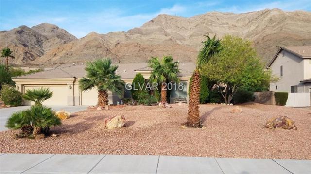 956 Evening Dew, Las Vegas, NV 89110 (MLS #2042134) :: Signature Real Estate Group