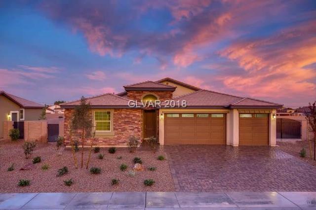 5817 Temple Ridge, Las Vegas, NV 89149 (MLS #2042162) :: Vestuto Realty Group