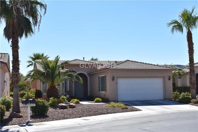 10211 Maggira, Las Vegas, NV 89135 (MLS #2042217) :: The Snyder Group at Keller Williams Realty Las Vegas