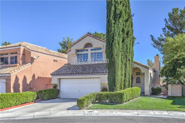 2408 Sun Shores, Las Vegas, NV 89128 (MLS #2042218) :: The Machat Group | Five Doors Real Estate