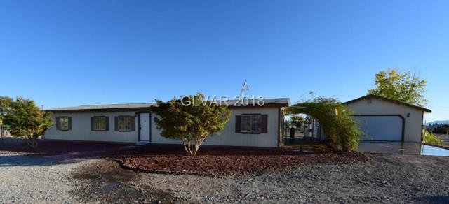 4931 E Comanche, Pahrump, NV 89048 (MLS #2042237) :: The Machat Group | Five Doors Real Estate