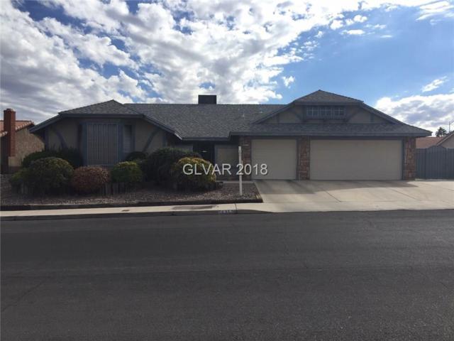 6357 Obannon, Las Vegas, NV 89146 (MLS #2042286) :: The Snyder Group at Keller Williams Realty Las Vegas