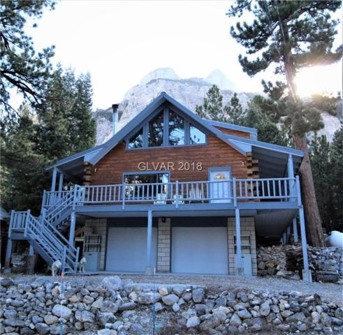 2172 Via Dulcedo, Mount Charleston, NV 89124 (MLS #2042328) :: The Machat Group | Five Doors Real Estate