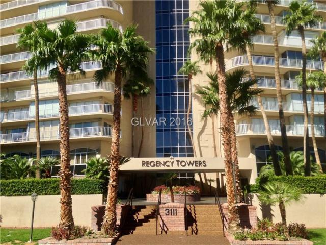 3111 Bel Air 10H, Las Vegas, NV 89109 (MLS #2042334) :: Vestuto Realty Group