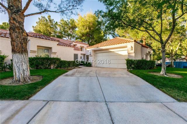 6951 Emerald Springs, Las Vegas, NV 89113 (MLS #2042403) :: Sennes Squier Realty Group
