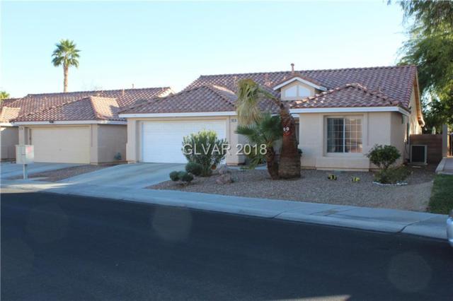 7921 Sierra Rim, Las Vegas, NV 89131 (MLS #2042565) :: ERA Brokers Consolidated / Sherman Group