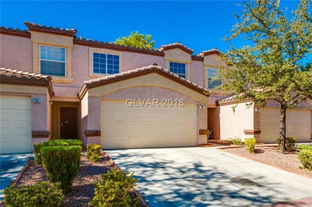 1937 Sangallo #103, Las Vegas, NV 89106 (MLS #2042598) :: Sennes Squier Realty Group