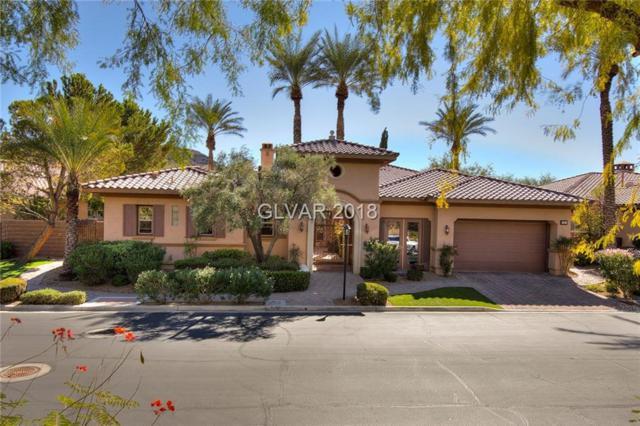 53 Avenida Sorrento, Henderson, NV 89011 (MLS #2042673) :: Signature Real Estate Group