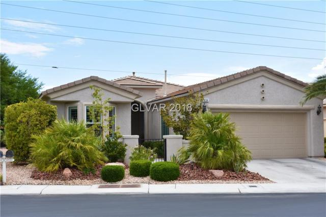 4134 Cascada Piazza, Las Vegas, NV 89135 (MLS #2042727) :: The Snyder Group at Keller Williams Marketplace One