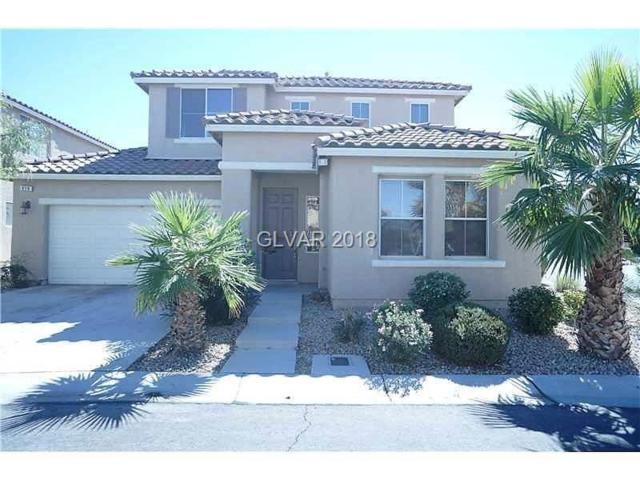 919 Sequoia Ruby, Las Vegas, NV 89052 (MLS #2042770) :: Vestuto Realty Group