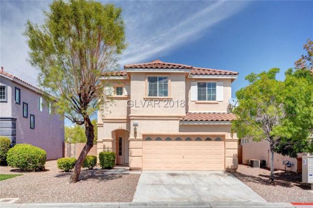 9484 Spring Blush, Las Vegas, NV 89148 (MLS #2042820) :: Vestuto Realty Group