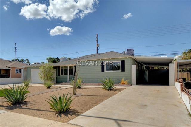 1306 Melville, Las Vegas, NV 89102 (MLS #2042832) :: The Machat Group | Five Doors Real Estate