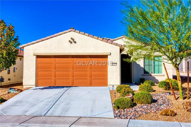 5837 Radiance Park, North Las Vegas, NV 89081 (MLS #2042839) :: Vestuto Realty Group