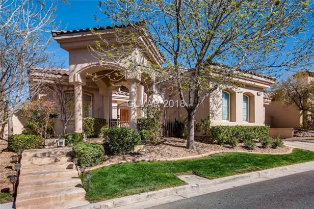 23 Caminito Amore, Henderson, NV 89011 (MLS #2042875) :: Signature Real Estate Group