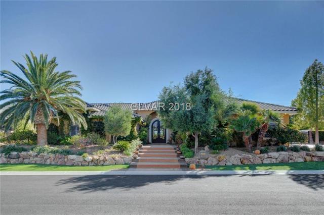 8055 Palm Cove, Las Vegas, NV 89129 (MLS #2042890) :: Five Doors Las Vegas