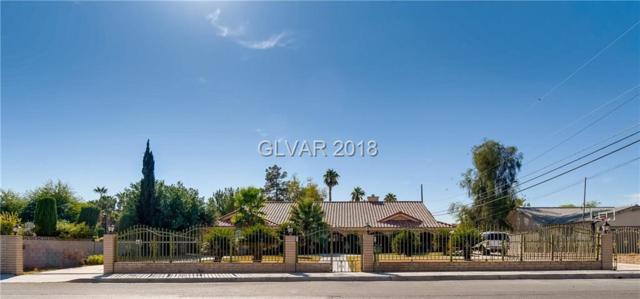 6145 Coley, Las Vegas, NV 89164 (MLS #2042892) :: Five Doors Las Vegas