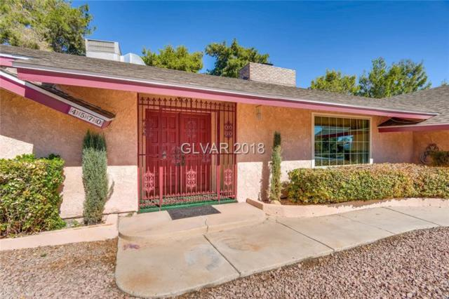 4570 St Louis, Las Vegas, NV 89104 (MLS #2042925) :: The Machat Group | Five Doors Real Estate
